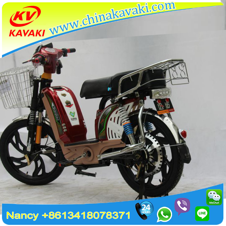 guangdong electric bike factory best sale sudan cheap oem cargo lead acid battery 2 wheel electric bicycle