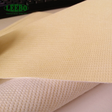 Elegant series professional 100% polyester crepe upholstery non-woven fabric