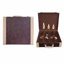 Attractive brown box for wine wholesale