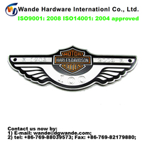 2016 new style custom design foreign car logo price, car bonnet sticker, all car name and logo