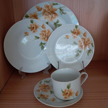 color box packing porcelain arcopal dinner set