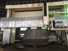 Large steel CNC machining service from China