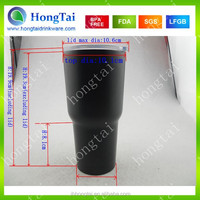 China wholesale china stainless steel vacuum tumbler for travel, tumbler for bulk items