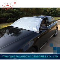 New arrival popular design waterproof top half car cover