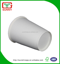 Factory Price PE Coated Single Wall Paper Cup Blank