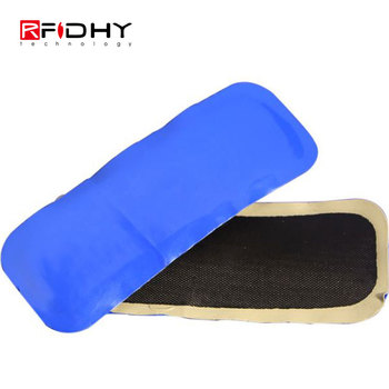 High Temperature Resistance Anti Shedding Alen H3 Monza 6 RFID Tire Patch Tag
