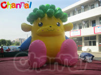 inflatable advertising cartoon toy/inflatable advertising character