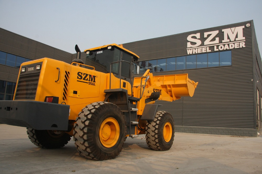 5 tons wheel loader ZL 50