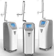 Best selling fractional co2 laser pigment removal device women care for vagina medical co2 laser therapy skin cooling equipment
