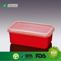Food Grade Storage Box Plastic Plastic