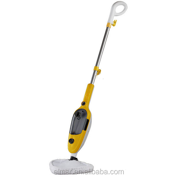 Multifunction 180 Swivel Head Floor Cleaning Electric Crofton Steam Mop Telescopic Handle Micro Fiber Pad Cleaning Steam Mop <strong>x10</strong>
