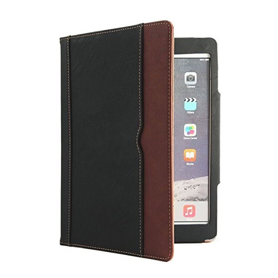 Fashion Shockproof Smart Auto Sleep Wake PU Flip Leather Case Cover for <strong>ipad</strong> all Models