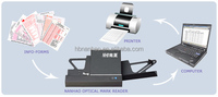 OMR Scanner S50FSA for the school exam