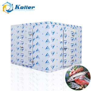 China Koller Walk in Freezer Cold Storage Room for flower/fishery
