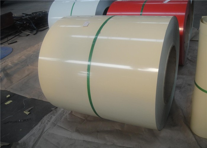 0.4mm PE color coated Aluminum coil 20 micron
