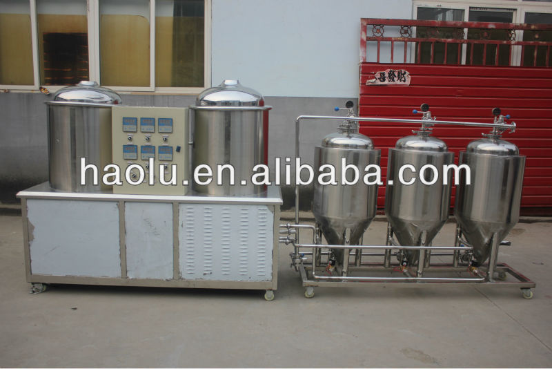 Personal Home brewing equipment,Beer Expert/DIY beer brewery equipment, Stainless conical fermenter for brewing