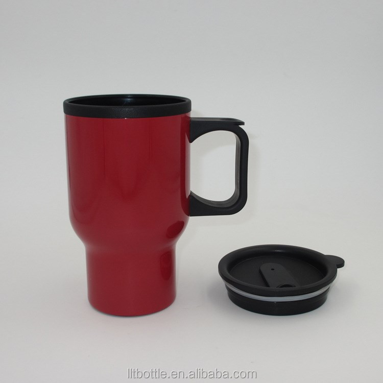 EU/SGS Approved 400ml Coffee Mugs,PP Material Drinking Cup,Juice Tumbler,Easycarrying,Hot In USA
