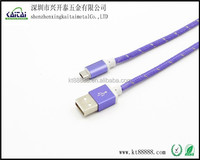 Micro-USB cables Type use Mobile Phone Use and MP3 / MP4 Player,Video Game Player,Camera