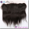 Original human hair silky straight Mongolian ear to ear lace frontal hair
