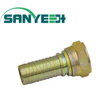 SANYE malleable iron pipe fitting