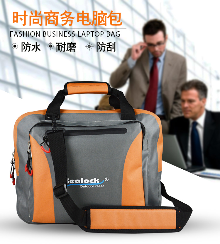 Laptop TOP quality nylon TPU conference bag Waterproof outdoor computer bag