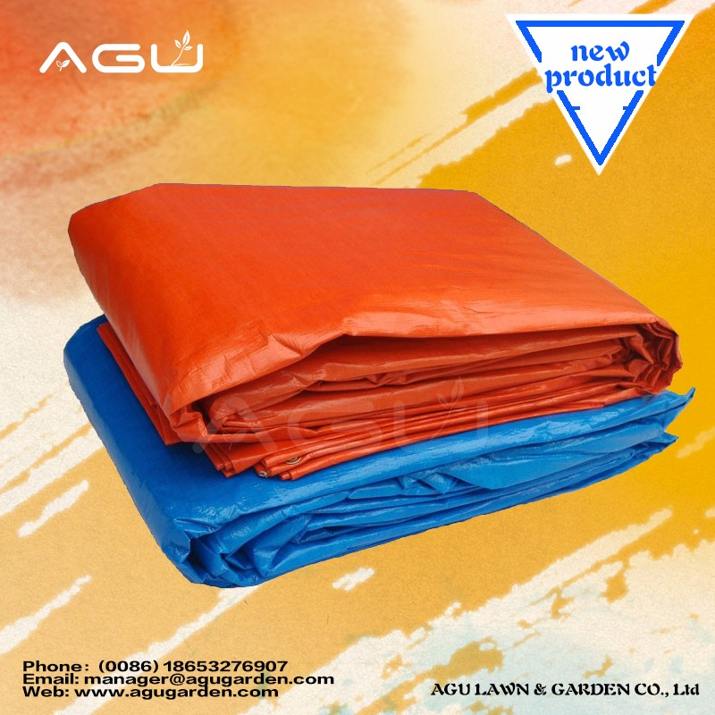 Long Warranty Orange <strong>PE</strong> fireproof tarpaulin with wholesale price