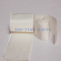 High silica fiberglass insulation tape