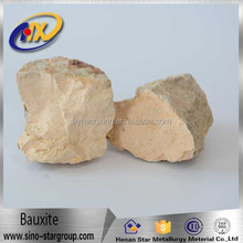 High Quality bauxite mine for sale from Anyang Star metallurgical grade bauxite