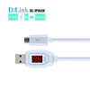Recommend Data Cables USB Current Display Testing Tool Low Current And Voltage Cable