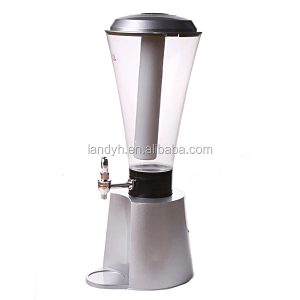 Promotional wine dispenser