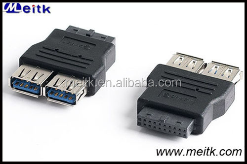 Top selling dual usb 3.0 converter adapter for laptop