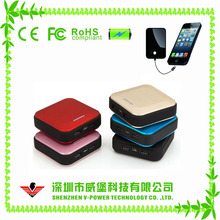 10000mAh Portable External Battery USB Charger Power Bank For Mobile Phone