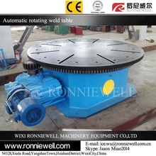 Automatic rotating weld table / Weld turning table