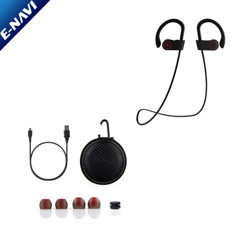 Oem New Arrival Sport Headphone Earphone with Mic Wireless Haedset