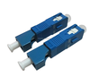 Hybrid Fiber Optic Adapter LC Female SC Male Fiber Adapter, singlemode 9/125 hybrid fiber optical adapter