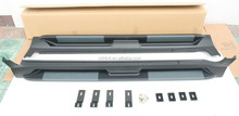 auto accessories side bars sample for Sportage R original running boards for sorento