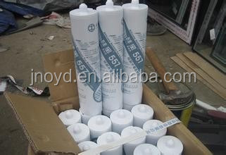 hot-sale special glass cement/ non-toxic Weathering plastic glass silicone sealant