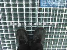 galvanized banded floor steel bar grating