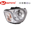 NITOYO HEAD LAMP FOR HYUNDAI I10 GRAND 12 L 92101-0X120 R 92102-0X120