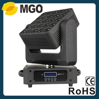led star effect stage lighting 5x5 Led Matrix Moving Head light