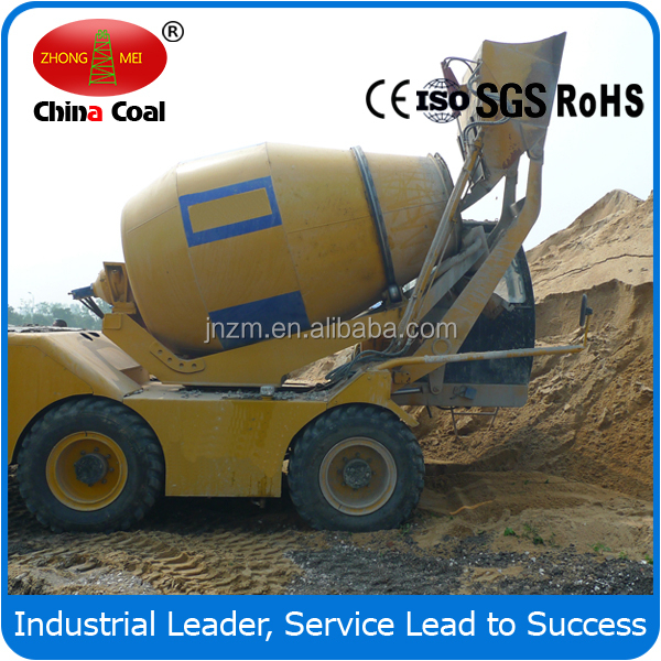 Mobile Concrete Mixing Station Maximize job efficiency Mobile Concrete Mixer