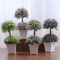 China Export Artificial Bonsai Tree Price Decorative Bonsai Tree For Sale