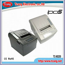 Thermal printer ethernet 80mm with auto cutter 80230