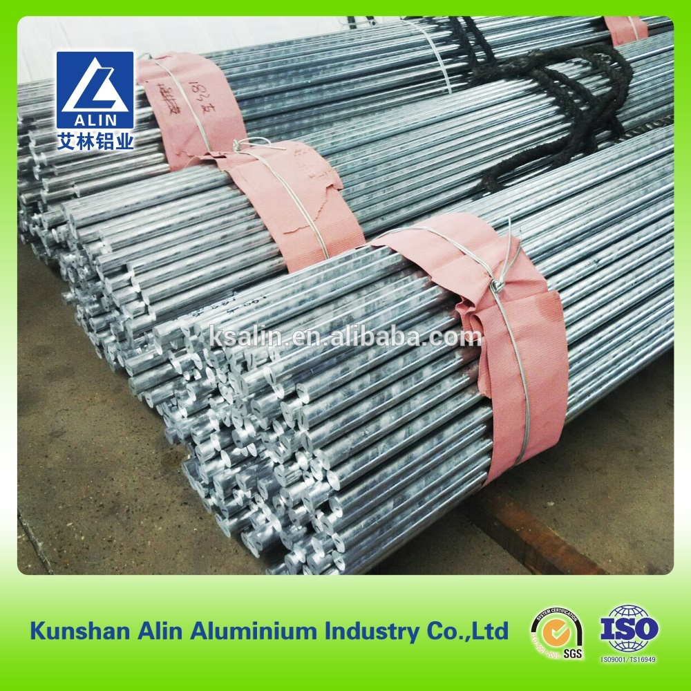 high quality A5052 A2x1 A5056 A2x2 A5083 A2x7 H32 H112 aluminum round bars with high quality