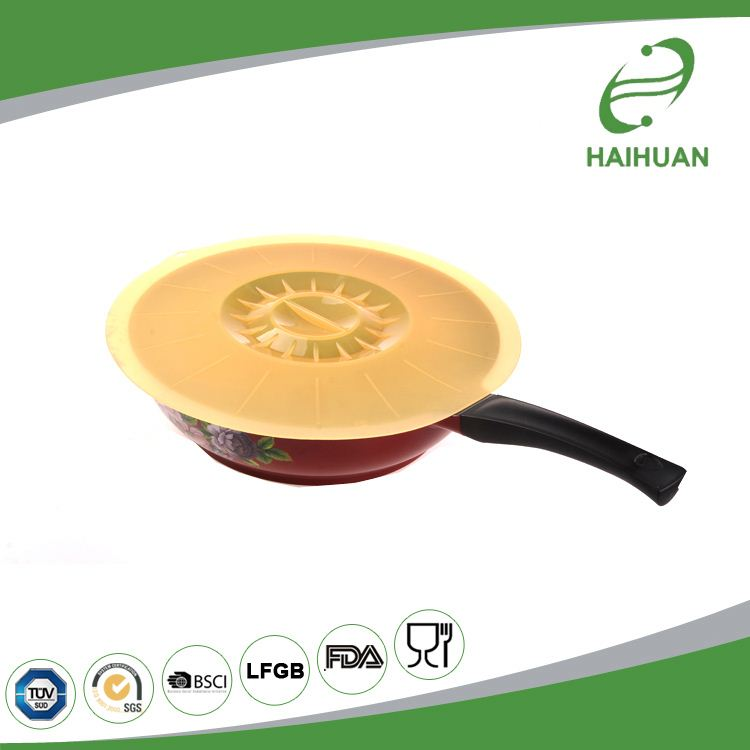 Professional manufacture factory supply silicone lid handle cover