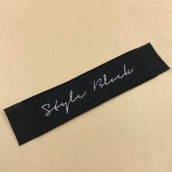 clothing tags custom woven clothing labels personalised clothing labels