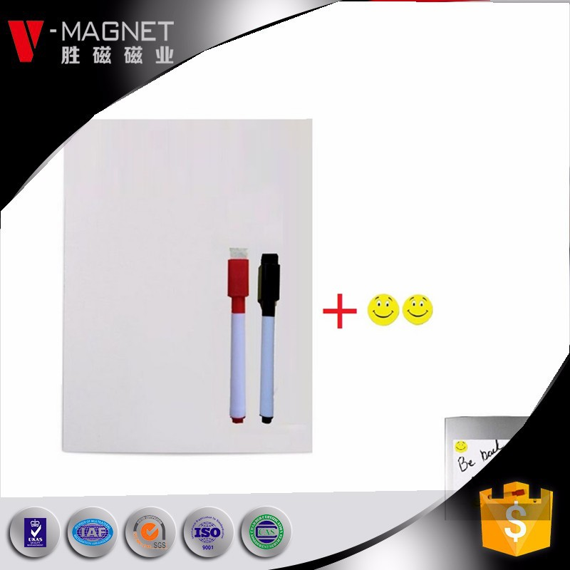 magnetic whiteboard melamine for office