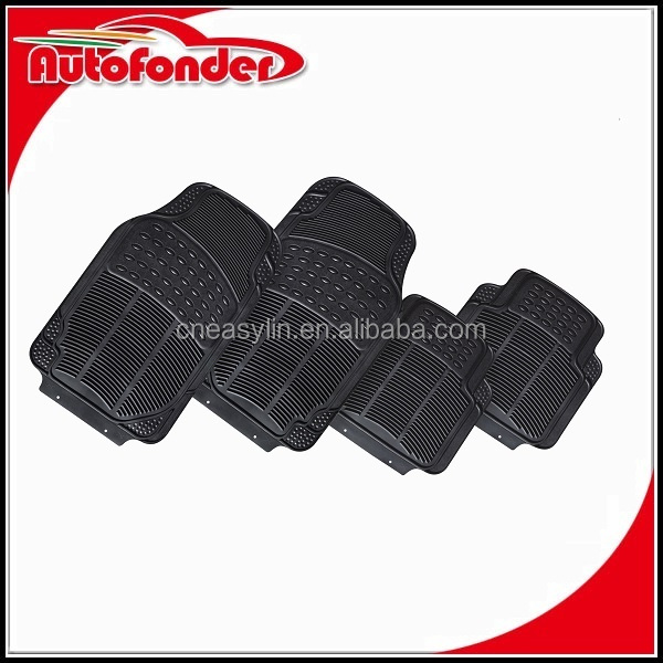High Quality rubber car mat/car Floor mat/Factory price car trunk mat