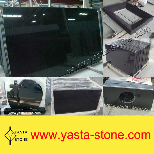 On Sale Chinese Absolute Black Granite Price