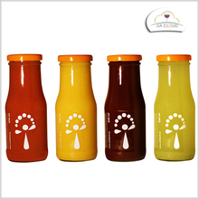 soft drink bottles glass bottles juice bottles 200ml, 300ml, 500ml